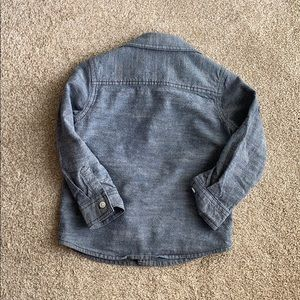 Gymboree Shirts & Tops - Boy's Chambray Button-Down Shirt